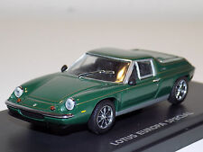 1/43 Kyosho Street Lotus Europa Special in Green 03073G