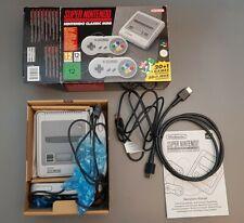 Super NES Nintendo Classic Mini - neuwertig