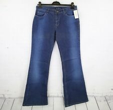 $140 NWT EARL JEAN (31x32) Womens Med Wash Cotton Blend Zip Fly Boot Cut Jeans