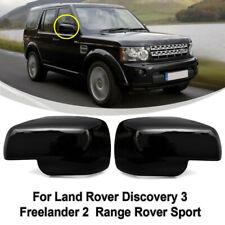 calentado /& Base Land Rover Range Rover Sport 2005 /> 09 Puerta Espejo de cristal de plata Izquierda