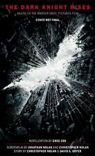 The Dark Knight Rises: The Official Novelization (Movie Tie-In Edition) by Greg
