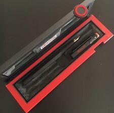 Rotring 600 Black Fountain Pen Gold M 18k nib Bauhaus / Never Inked