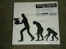 Conrad Schnitzler ‎Early Self-Product Series 6 CD Box Set Japan Mini LP