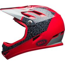 Bell Sanction BMX Cycling Helmet (Hibiscus/Smoke / Large Size)