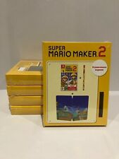 Super Mario Maker 2 Limited Edition Pack Nintendo Switch Brand New Sealed