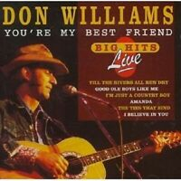 Williams,Don - You're My Best Friend  CD New