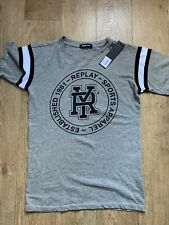 Replay T Shirt Size Small Mens Brand New