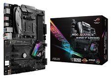 ROG STRIX B350-F GAMING Desktop Motherboard - AMD Chipset - Socket AM4