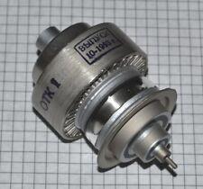 GU33B: Transmitting Tetrode 150W up to 500MHz. Svetlana logo