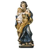 San Giuseppe Con Bambino Gesù e Giglio - St. Joseph with Jesus Child and Lily