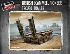 Thunder Models 1/35 British Scammell Pioneer TRCU30 Trailer # 35205