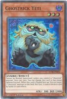 3 x Yu-Gi-Oh Card - AC18-EN004 - GHOSTRICK YETI (super rare holo) - NM/Mint