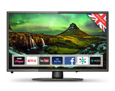 """CELLO 24"""" SMART 12V TV ANDROID 7 FREEVIEW HD 4 x HDMI 2 x USB AWESOME 12v TV"""