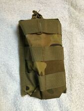 AIRSOFT HUNTING PAINTBALL MILITARY MULTICAM 5.56 MAG POUCH SINGLE
