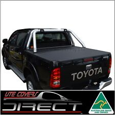 Toyota Hilux Dual Cab Ute (April2005-August2015) SR5 Bunji Cord Tonneau Cover