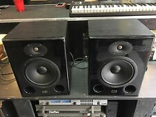 pair EVENT ASP8 STUDIO PRECISION  ACTIVE MONITORS / speakers ASP 8 //ARMENS