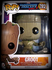 "GUARDIANS OF THE GALAXY (Young) Groot - Funko Pop! Life-Size -10"" / 25 cm"