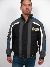 BOMBARDIER SKI-DOO MANS RACING TEAM HEAVY QUALITY QUILT NYLON SNOW JACKET COAT~S