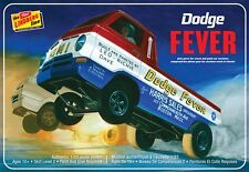 Lindberg 135 Dodge A-100 Pickup Truck Dodge Fever Wheelstander  model kit 1/25