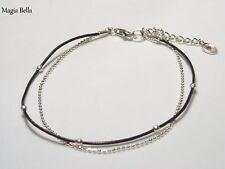 """SILPADA Sterling Silver """"DOUBLE THE FUN"""" Bracelet B2700 $29"""