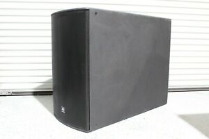 """JBL ASB6128V High Output Extended Response Dual 18"""" Subwoofer Great Condition!"""