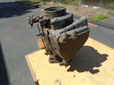 marvel schebler 1 barrel carburetor model 10 1830