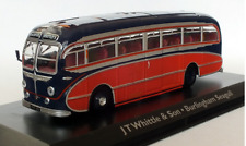 DIE CAST ATLAS Burlingham Seagull Bus  1/72 [101]