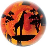 Caithness Glass paperweight On Safari Giraffe U20043