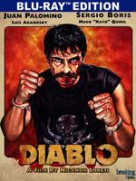 Diablo (2015, Blu-ray New)