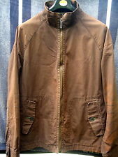 Men's ST George by Duffer Original and Best Zipped cotton jacket coat size large