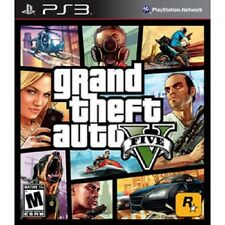 Grand Theft Auto V 5 (Sony PS3) NEW * Fast Post *