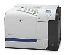 HP LaserJet Enterprise 500 M551n Workgroup Laser Printer