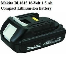 NEW Genuine Makita BL1820 18V Compact 2.0AH Battery