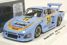 FLY 99101 PORSCHE 935 K3 DRM TOY FAIR SPECIAL NEW 1/32 SLOT CAR IN DISPLAY CASE