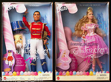 "Sugarplum Princess Barbie Doll Prince Eric Ken Nutcracker Ballet Ballerina"" GCC"