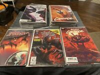 Venom Cates 1-30 Complete + Absolute Carnage Complete + Extras HTF VARIANTS