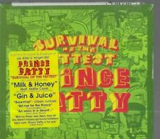 Prince Fatty - Survival of the Fattest (Audio CD, 2008)  NEW SEALED