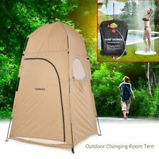 Portable Outdoor Shower Bath Tents Changing Fitting Room Camping Privacy Toilet