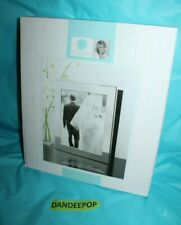 Martha Stewart Collection Beaded Photo Album 25 Page Holds 100 5 x 7 Pictures