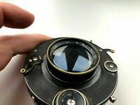 Voigtlander & Sohn A.-G. Braunschweig Heliar 4.5/15cm f/4.5 15cm Shutter Compur