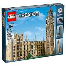 'LEGO® Creator Expert Big Ben 10253' from the web at 'https://i.ebayimg.com/thumbs/images/g/AhAAAOSw3v5YnO2D/s-l225.jpg'