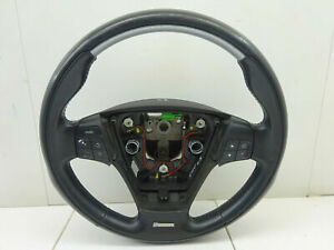 2004-2010 VOLVO C30 S40 V50 R-DESIGN LEATHER STEERING WHEEL 30695858