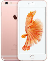 Apple iPhone 6s Plus 64gb Smartphone Sprint - Rose Gold - Good condition (B)
