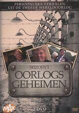 Oorlogsgeheimen : Persoonlijke verhalen uit de Tweede Wereldoorlog - seizoen 1