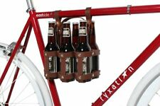 Fyxation Leather Bicycle Six Pack Caddy