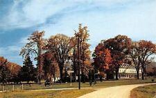 Bennington Vermont~Soldiers Home~1950s Postcard