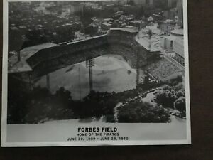 Pgh pirates 2 photos.... Forbes Field/ and Roberto Clemente + Willie McCovey