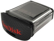 SanDisk Ultra Fit 16 GB USB 3.0 Flash Drive SDCZ43 16GB Pendrive