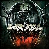 OVER KILL IRONBOUND BRAND NEW SEALED CD