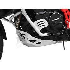 BMW F 800 GS F800 GS F800GS BJ 08- Motorschutz Bugspoiler silber